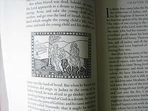 The Gospels: Matthew Mark Luke and John