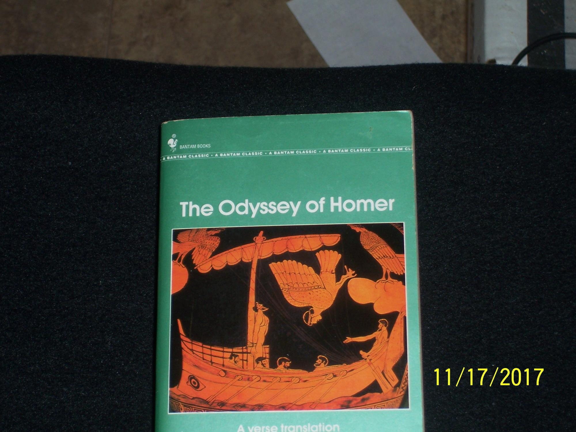 an analysis of the challenges in the odyssey by homer How to write literary analysis  hall studies the odyssey  fagles talks about the twenty years he spent translating homer, the challenges of.