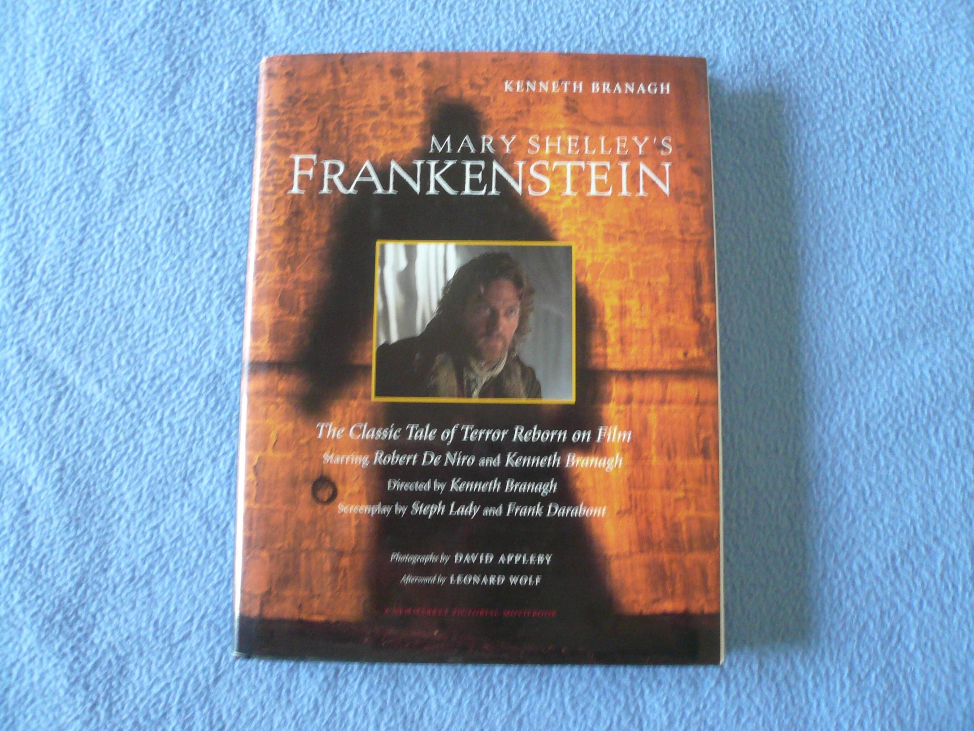 Mary Shelley's Frankenstein: A Classic Tale of Terror Reborn on Film