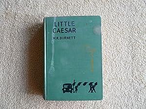 Little Caesar: W. R. Burnett