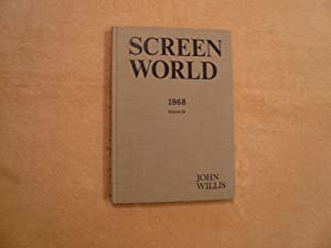 Screen World 1968 Vol 19: John Willis