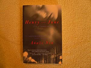 """Henry and June: From """"A Journal of: Anais Nin"""