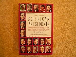 The American Presidents (Guild America Books): Whitney, David C.