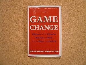 Game Change: Obama and the Clintons, McCain: Heilemann, John; Halperin,
