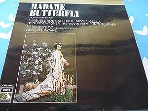 Madame Butterfly - großer Querschnitt in deutscher: Giacomo Puccini