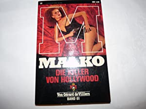 MALKO - Die Killer von Hollywood Band: Gérard de Villiers