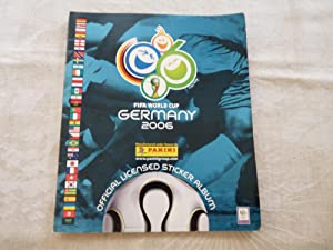 FIFA WORLD CUP GERMANY 2006 Official Licensed: Panini
