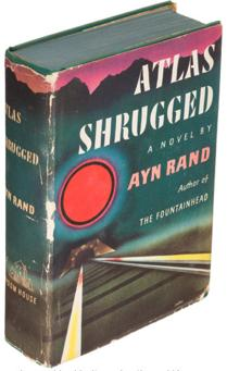 Atlas Shrugged, First Edition