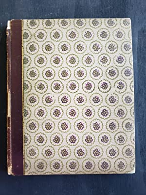Young Lady's School Composition book of 111 pages of Handwritten Poems and Essays, 1875