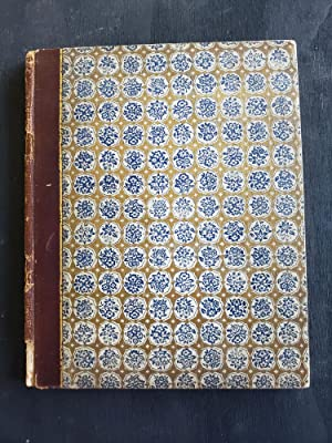 Young Lady's School Composition book of 119 pages of Handwritten Poems, 1873-1874