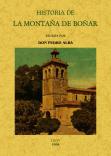 HISTORIA DE LA MONTAÑA DE BOÑAR - ALBA, PEDRO
