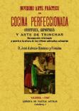 NOVISIMO ARTE PRACTICO DE COCINA PERFECCIONADA: GIMENEZ Y FORNESA,