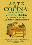 ARTE DE COCINA, PASTELERIA, VIZCOCHERIA Y CONSERVERIA: MARTINET MONTIÑO, FRANCISCO