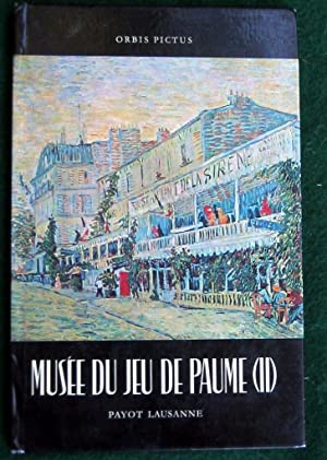 MUSEE DU JEU DE PAUME II: Forges, Marie-Therese de
