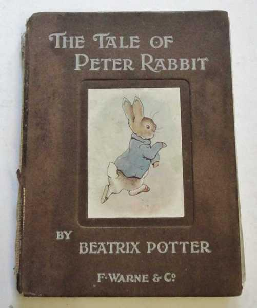 Image peter rabbit first edition 1902a. Jpg | storybook studio.