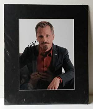 Viggo Mortenson, Signature, Lord of the Rings, Hand signed Photograph 2013