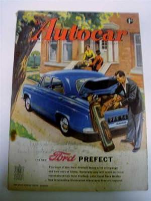 Autocar June 04 1954 Road Test Buick: Autocar
