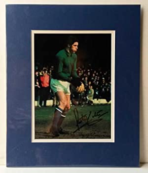 Peter Shilton, Signature, Leicester City FC, Hand signed Photograph 2013