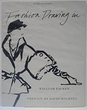 Thames and Hudson Fashion Drawing in William: Packer, William