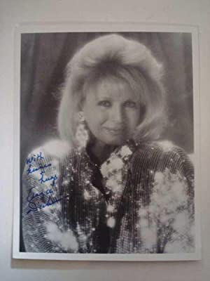 Angie Dickinson, Original Hand-Signed Photograph
