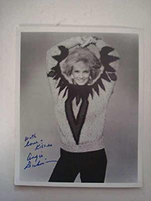 Angie Dickinson No 2, Original Hand-Signed Photograph