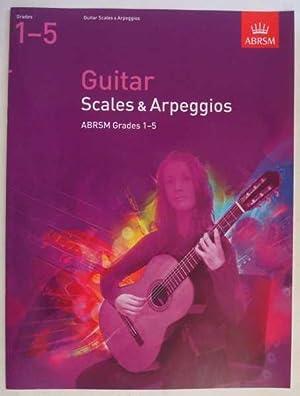Guitar: Scales & Arpeggios Grades 1-5: ABRSM