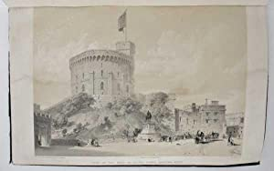 Pictorial & Practical Illustrations of Windsor Castle (Incomplete)
