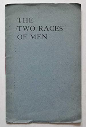 The Two Races of Men