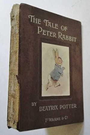 how to tell a beatrix potter first edition