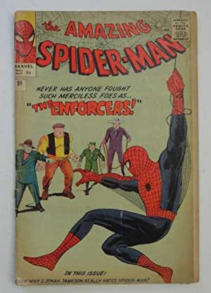 The Amazing Spider-Man #10 The Enforcers (UK: Marvel