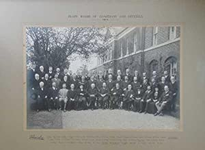 Blaby Board of Guardians and Officials, Original Photograph (Mounted)