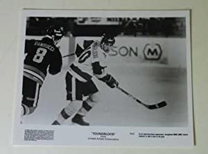 Hockey, Rob Lowe, Youngblood Press Agency Photo: United Artists