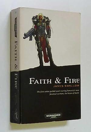 Warhammer 40,000: Faith & Fire: Swallow, JAmes