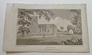 Edgware, Antique Engraving