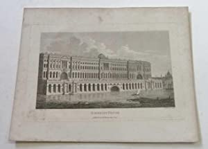 Somerset House, Antique Engraving