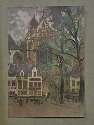 Antwerp, The Cathedral (Glory of Belgium c.1920)