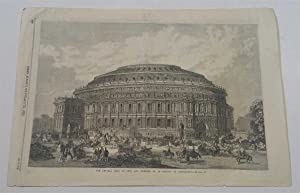 Central Hall of Arts & Sciences (Royal: Illustrated London News
