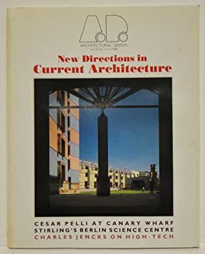 New Directions in Current Architecture, Architectural Design, Vol 58, No 11/12, 1988