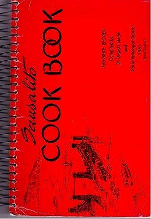 SAUSALITO Cook Book: St. Brigid's Guild; Christ Episcopal Church