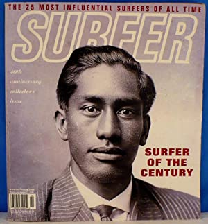 SURFER 40th ANNIVERSARY COLLECTOR'S ISSUE Oct.1999 Vol 40, #101 Magazine: Surfer Magazine