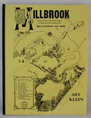 MILLBROOK, A Narrative of the Early Years: Kleps, Art
