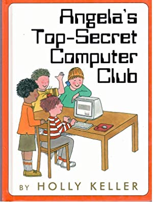 Angela's Top-Secret Computer Club