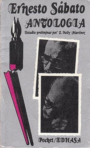 Antologia: Sabato, Ernesto; Martinez, Z. Nelly, Estudio Preliminar