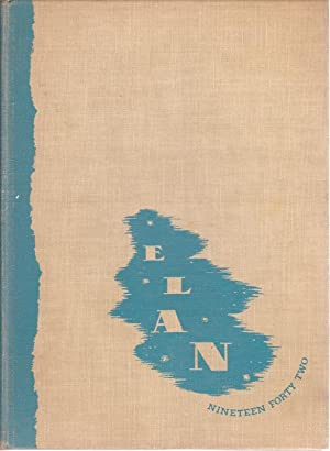 ELAN: Marymount College 1942 Yearbook: Marymount College; Kathleen Haggerty, Editor