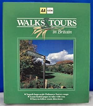 Walks and Tours in Britain: The Automobile Association