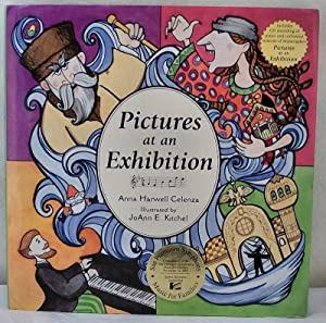 Pictures at an Exhibition (includes CD of Mussorgsky's Pictures at an Exhibition)