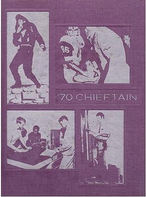 Bellevue High School, Nebraska 1970 CHIEFTAN VOLUME 29: Bellevue Senior High School Chieftain Staff...