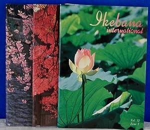 Ikebana International, Vol. 32; Issue 1,2,3: Suzuki, Michiko, Publ. Director