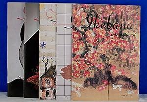Ikebana International, Issue 56, 57, 58, 59, 60 1979-1980: Grace Chase, Publishing Director