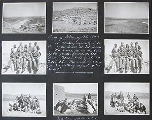 "British Army Camel Corps Beersheba Palestine World War 1 7x5/"" Reprint Photo 2"